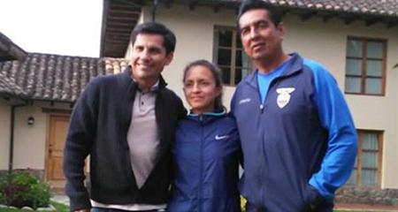 Jefferson Pérez impulsa becas deportivas