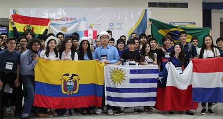 Ecuador ganó dos medallas en olimpiada matemática