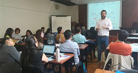 Workshop para la investigación