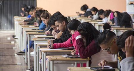 Autoridades reconocen filtración del examen Ser Bachiler